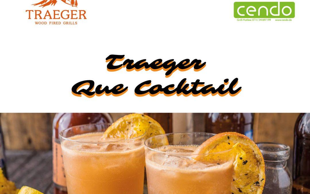 Cocktails vom Grill/Smoker