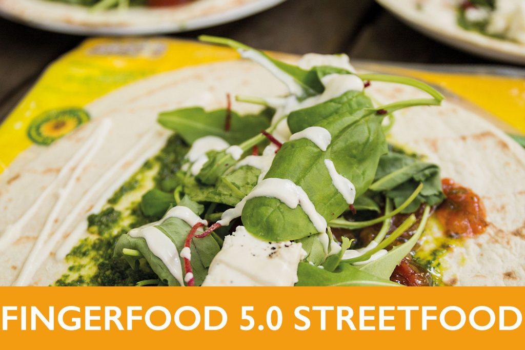 Streetfood, Fingerfood, Häppchen vom Grill, Catering für Gäste