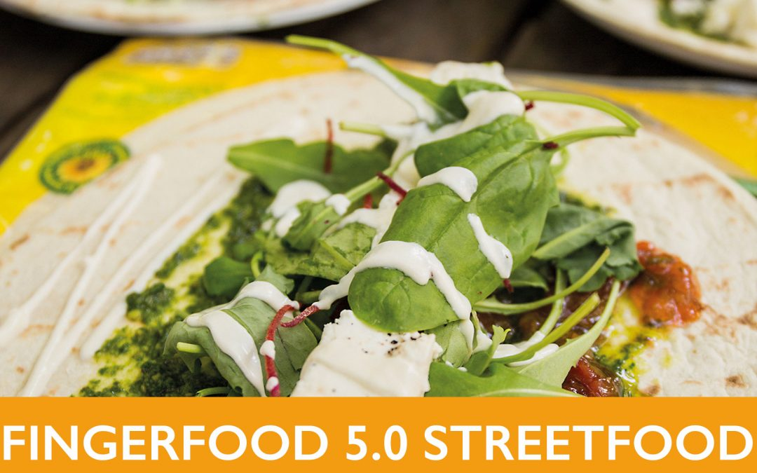 AusgebuchtFingerfood 5.0 Streetfood