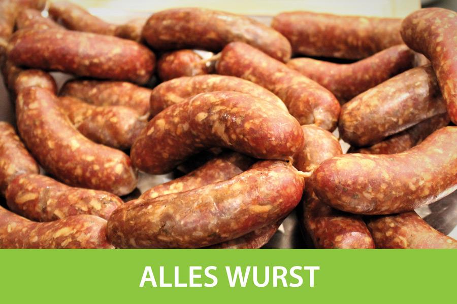 AusgebuchtAlles Wurst