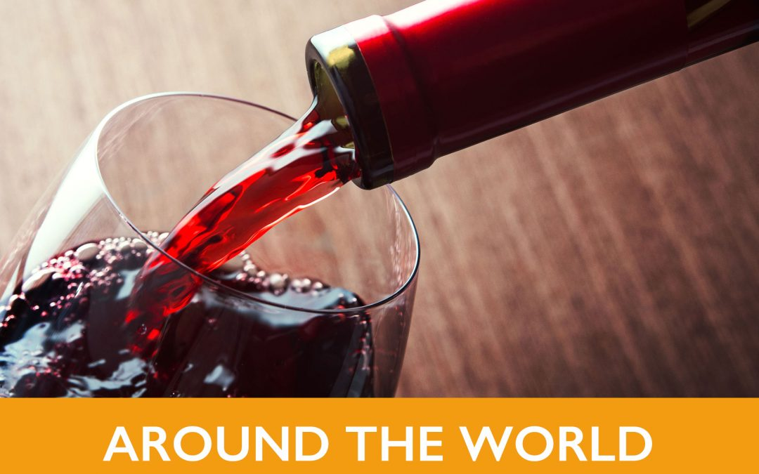AusgebuchtGrill- und Weinseminar: Around the World